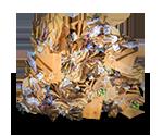 Container für Altpapier / Kartonagen bestellen