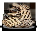 Holz, unbehandelt (A1)