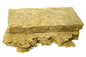 Abfallbeispiel für KMF Dämmung / Mineralwolle